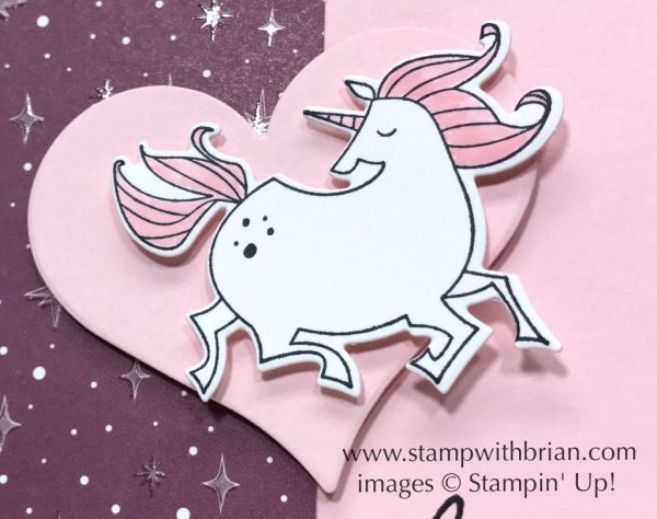 Magical Day, Happy Wishes, Stampin' Up!, Brian King, FabFri129