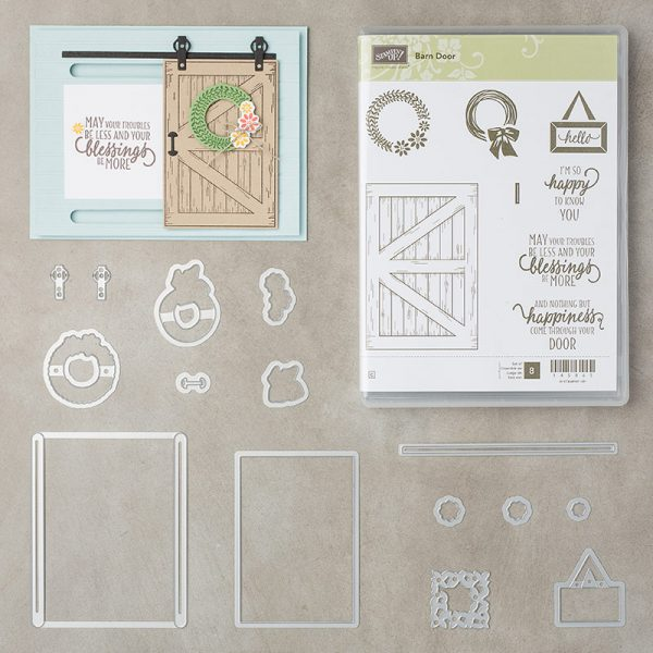 Barn Door Bundle, Stampin' Up! 145990