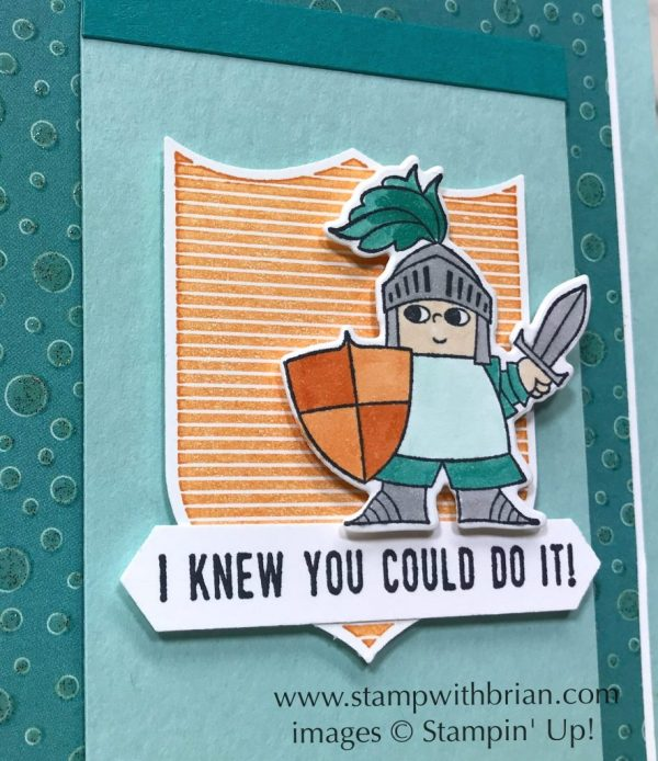 Magical Day, Badges & Banners, You're Delightful, Stampin' Up!, Brian King, FabFri131