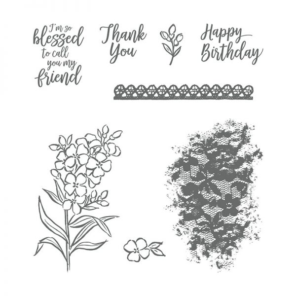 Southern Serenade, Stampin' Up! 145921