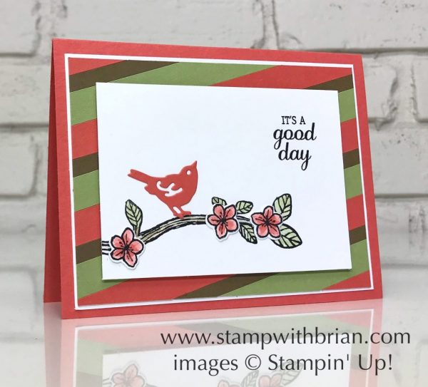 Best Birds, Stampin' Up!, Brian King, GDP129