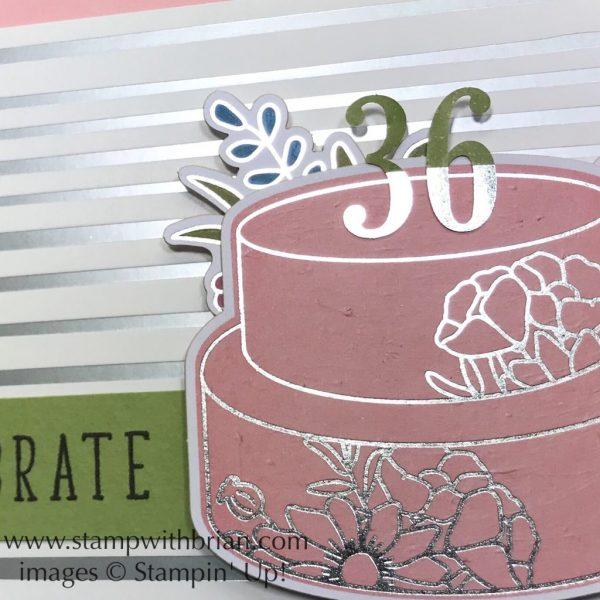Sweet Soirée Embellishment Kit, Color Me Happy, Stampin' Up!, Brian King