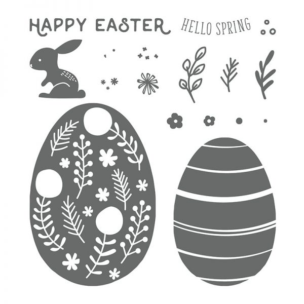 Hello Easter, Stampin' Up! 145783