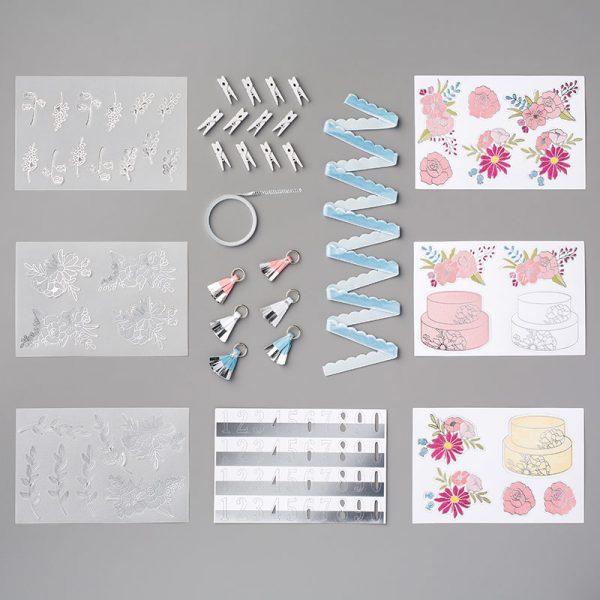 Sweet Soirée Embellishment Kit, Stampin' Up! 145578