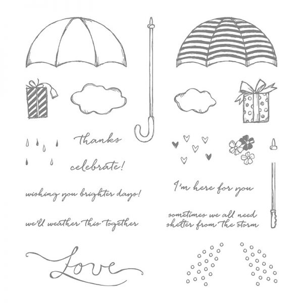 Weather Together, Stampin' Up! 141543