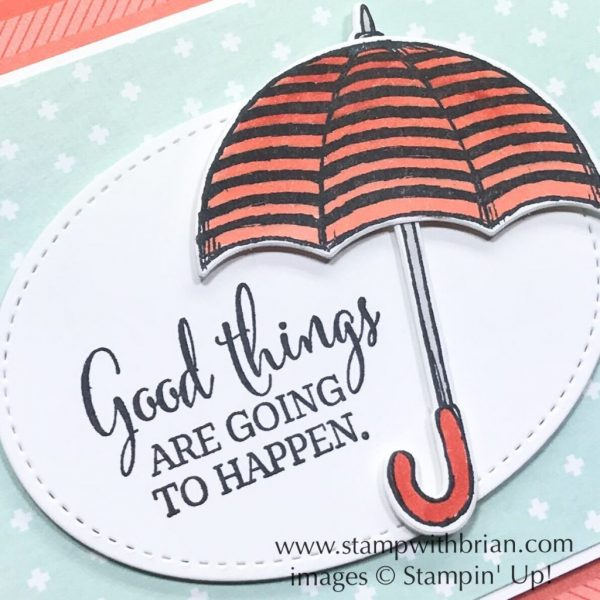 Weather Together, You've Got This, Stampin' Up!, Brian King