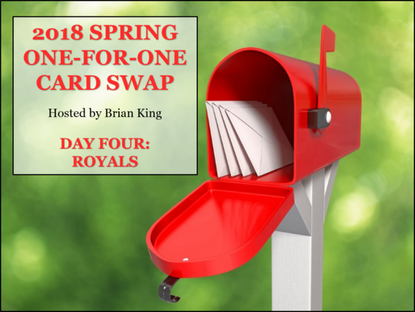 13 Gorgeous Spring Cards, 2018 Spring One-for-One Card Swap Day Four