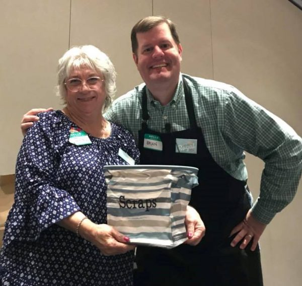 Brian' Spring Stamp-Along, Judy Newsome, Brian King