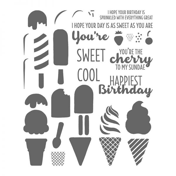 Cool Treats, Stampin' Up! 142982