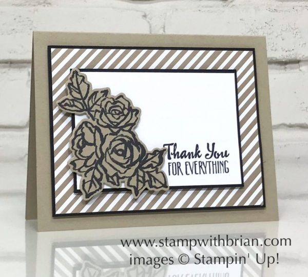 Petal Palette, Stampin' Up!, Brian King, GDP132