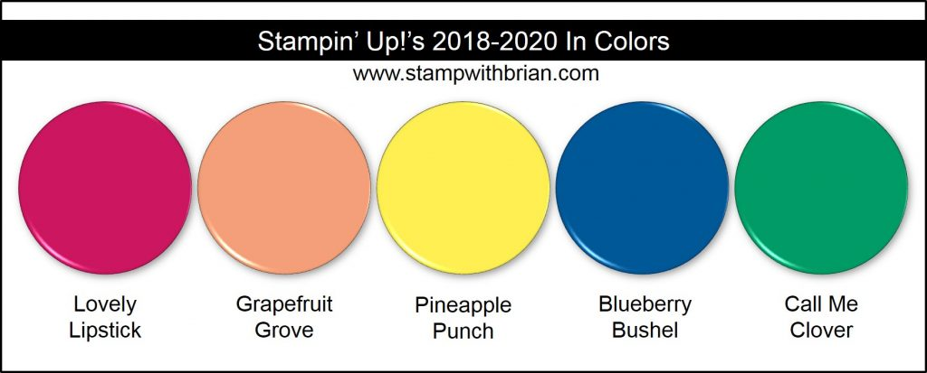 Having Fun With New Color Charts Stamp With Brian