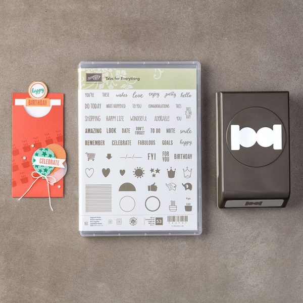 Tabs for Everything Bundle, Stampin' Up! 145364
