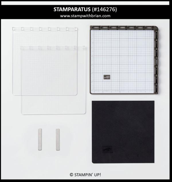 Stamparatus, Stampin' Up!, 146276