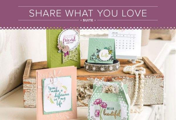 Share What You Love Suite 11014