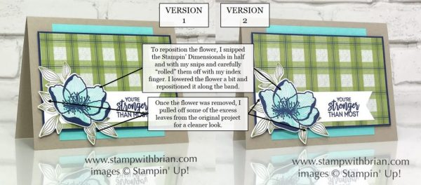 Beautiful Promenade - Take Two, Stampin' Up!, Brian King