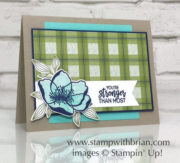 Beautiful Promenade Bundle, Stampin' Up!, Brian King
