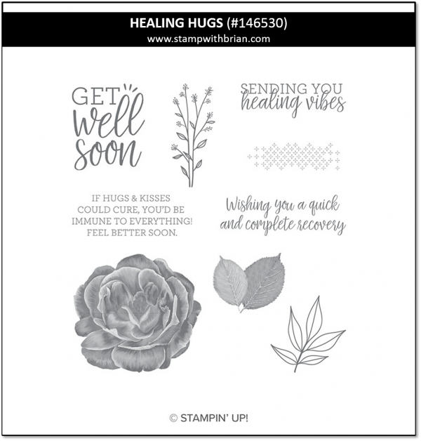 Healing Hugs, Stampin' Up!, 146530
