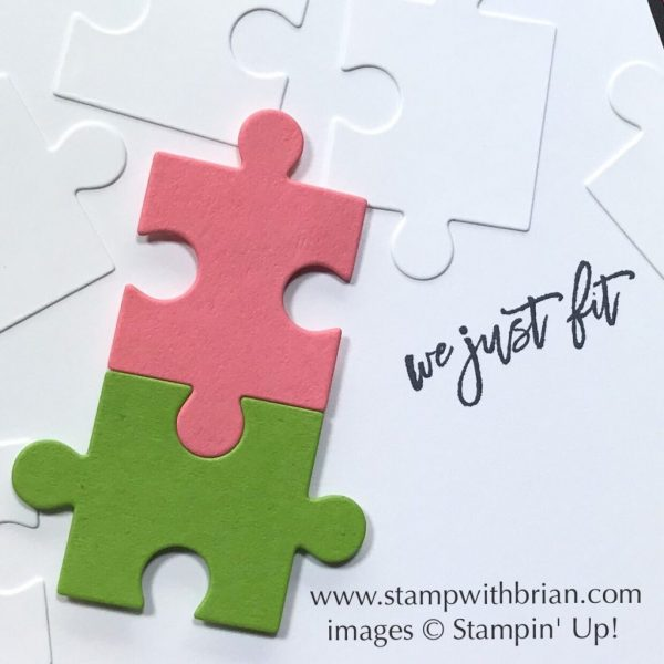 Love You to Pieces Bundle, Stampin' Up!, Brian King