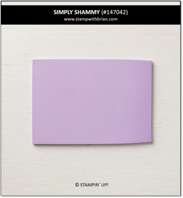 Simply Shammy, Stampin' Up!, 147042