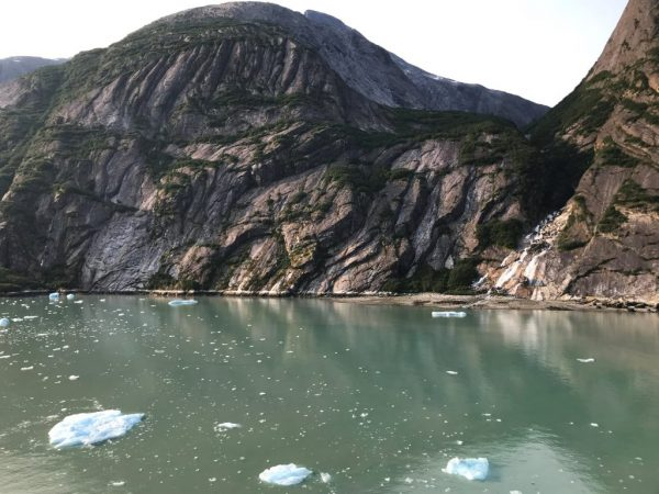 Tracy Arm Fjord, Brian King