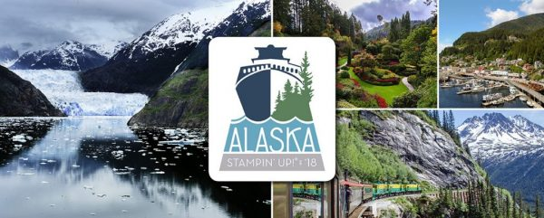 Stampin' Up! Incentive Trip - Alaska