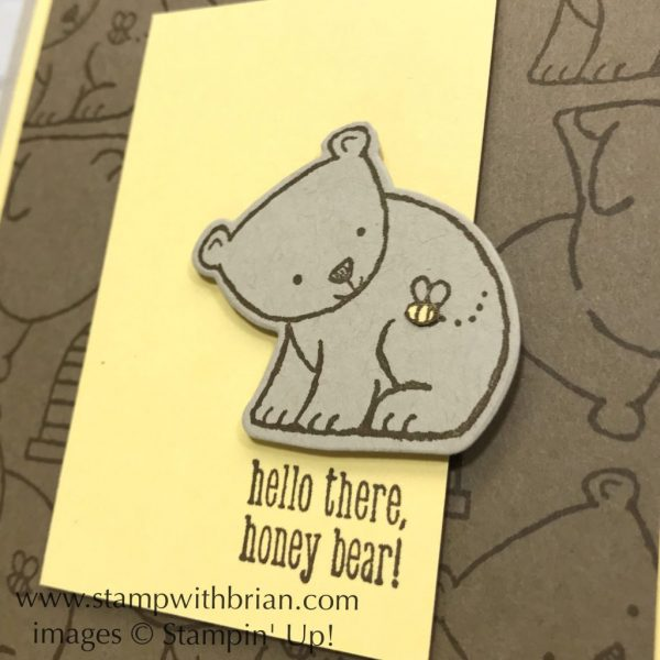 A Little Wild, Stampin' Up!, Brian King