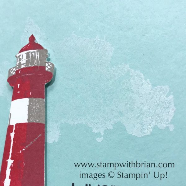 High Tide, Blended Season, Beautiful Blizzard, Stampin' Up!, Brian King, GDP151