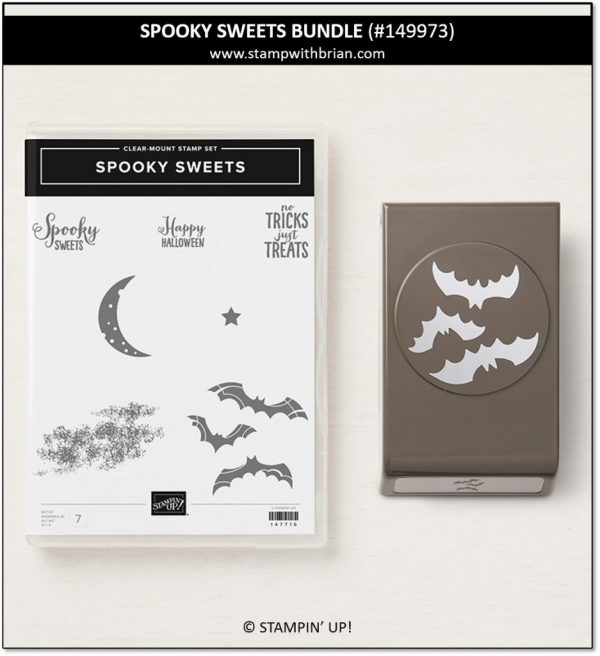 Spooky Sweets Bundle, Stampin' Up!, 149973