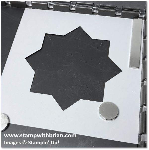 1 - Creating a Wreath with the Stamparatus, Stampin' Up!, Brian King