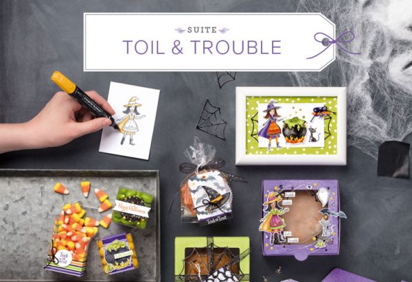 Toil & Trouble Suite, Stampin' Up! 2018 Holiday Catalog, 11021