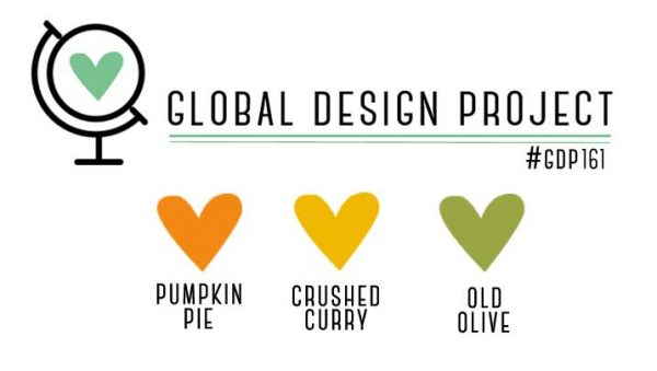 Stampin' Up! Color Inspiration: Pumpkin Pie, Crushed Curry, Old Olive
