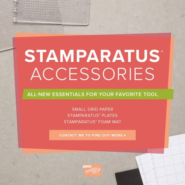 New Stamparatus Products