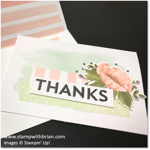 Notes of Kindness Card Kit, Stampin' Up!, Brian King