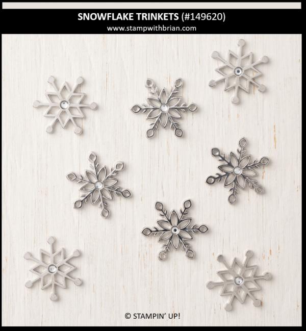 Snowflake Trinkets, Stampin' Up!, 149620