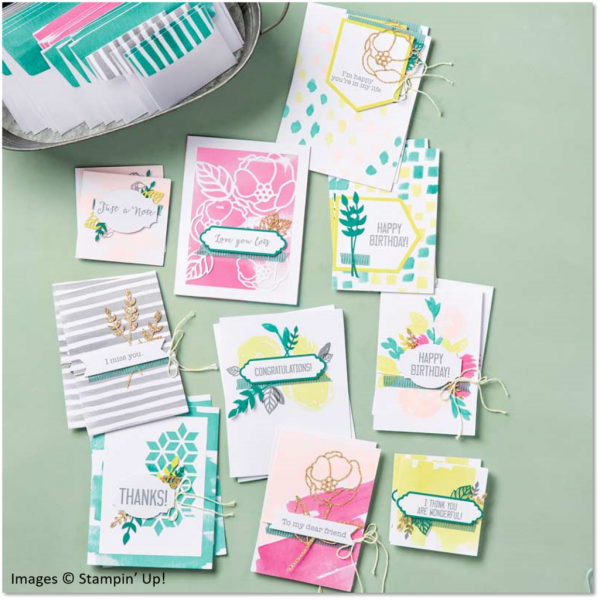 Soft Sayings Card Kit, Stampin' Up!, 145466