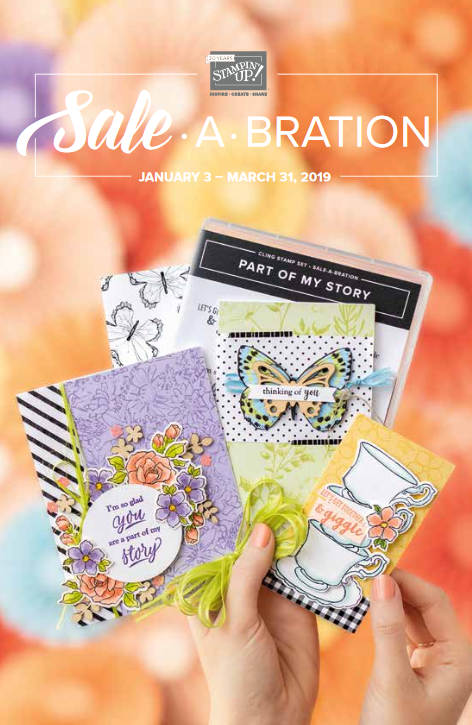 2019 Sale-a-Bration cover