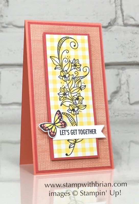 Beauty Abounds, Butterfly Gala, Part of My Story, Stampin' Up!, Brian King