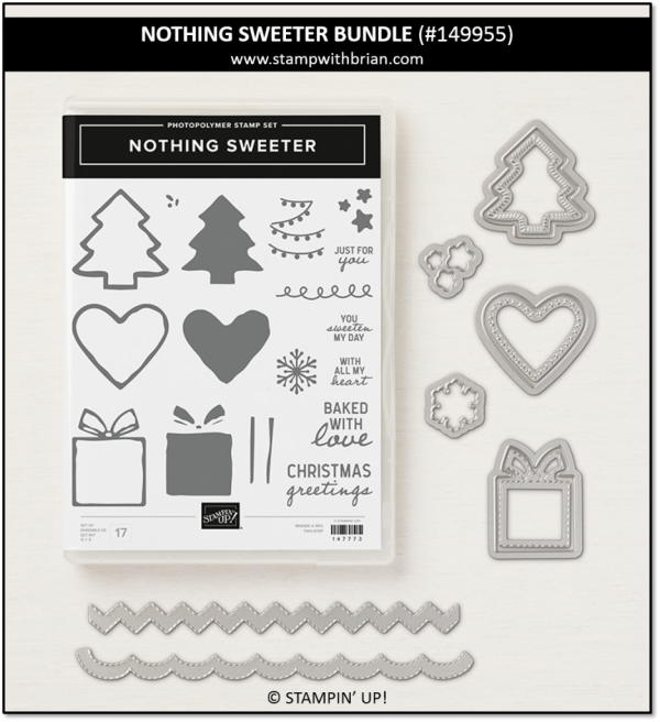 Nothing Sweeter Bundle, Stampin' Up! 149955