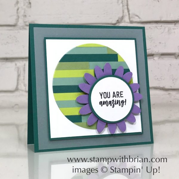 Amazing Life, Stampin' Up!, Brian King