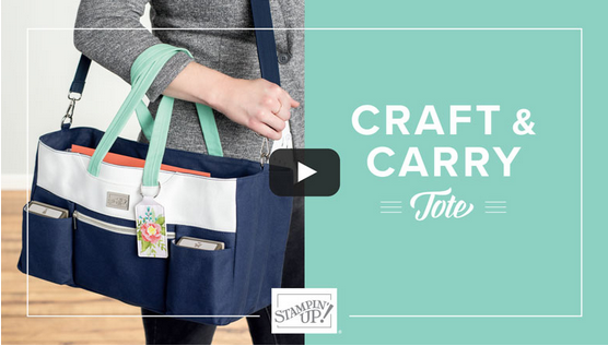 Craft and Carry Tote bag
