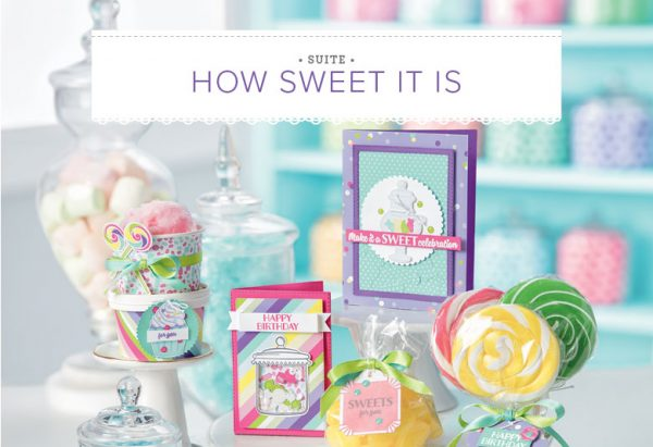 How Sweet It Is Suite, Stampin' Up! 2019 Occasions Catalog, 11024