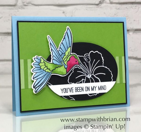 Humming Along Bundle, Butterfly Gala, Stampin' Up!, Brian King