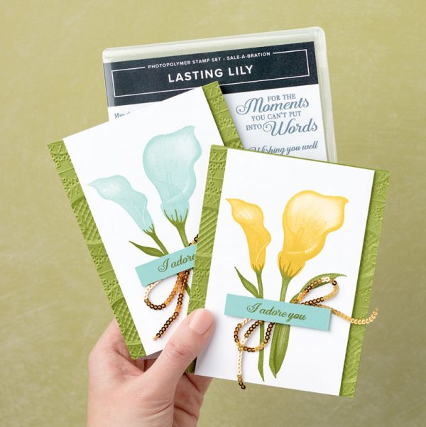 Lasting Lily Project Kit, Stampin' Up! 151095