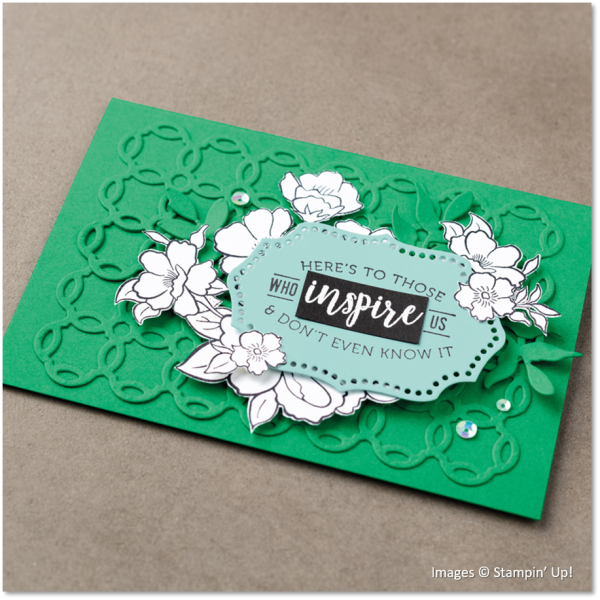 Lovely Lattice, Part of My Story, Stampin' Up!