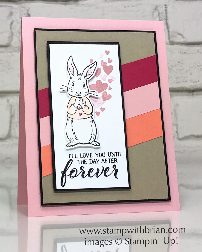 Fable Friends, Forever Lovely, Stampin' Up!, Brian King