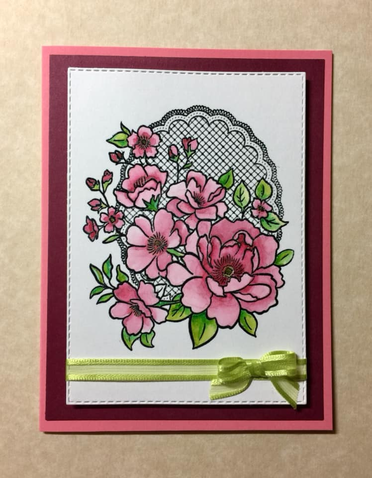 by Barbara Holdeman, Stampin' Up!