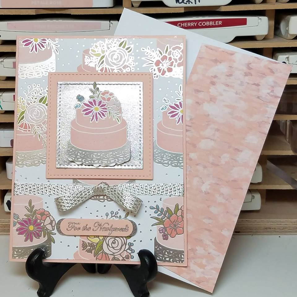 by Judy Brooke, Stampin' Up!
