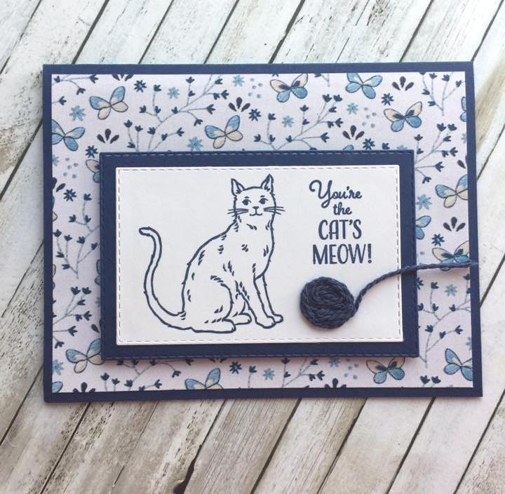 by Judy Newsome, Stampin' Up!