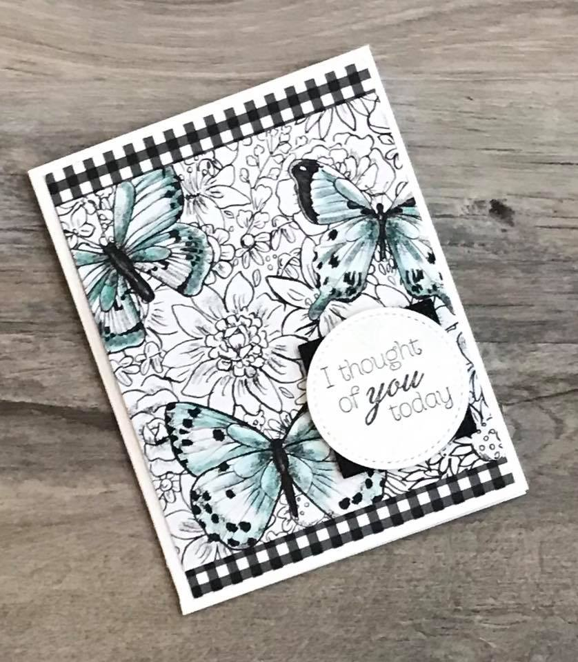 by Lynn Kolcun, Stampin' Up!
