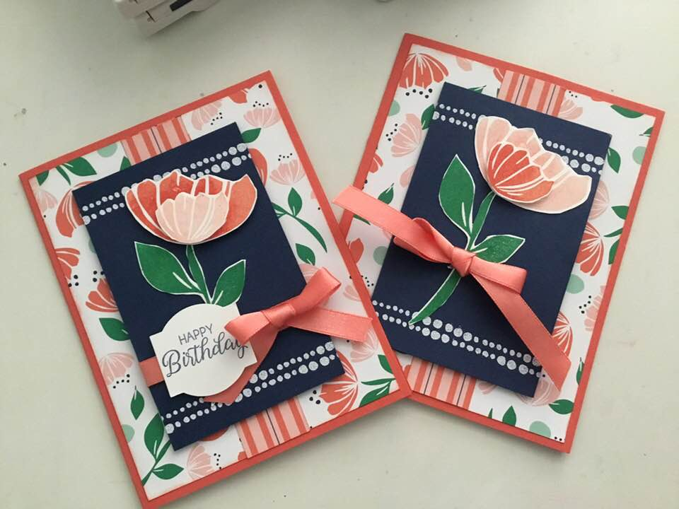 by Margo Bullwinkle, Stampin' Up!